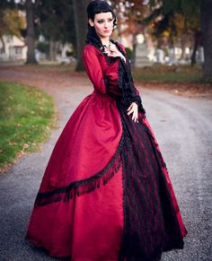 Outfit Photos - Victorian Choice