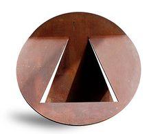 Sem Título [série Corte e Dobra] déc. de 1990   Amilcar de Castro aço sac 41 64.00 x 120.00 cm