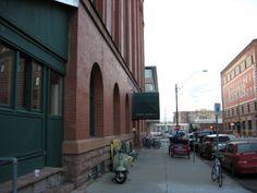 Wynkoop Brewing in Denver, Colorado.