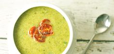 Green Detox Soup For Winter