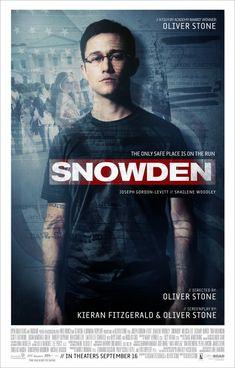Snowden: Herói ou Traidor   Snowden (dir. Oliver Stone, 2016)
