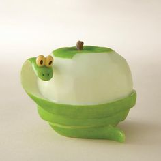green apple snake