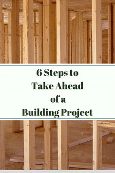 The more detailed information you provide to a builder, such as schedules and drawings, the greater control you'll have on a home renovation project. As a result, you can effectively monitor what a contractor builds and charges. To help you gain a tight grasp, we're offering the six steps to take before a building project. …