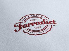 Dribbble - Farradict_Letterpress.jpg by Norman Chan   Chanpion Design