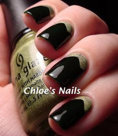 Chloe's Nails: HAPPY St. Pattys DAY!!! *throws confetti & chugs a green beer*