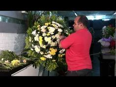 Childrens Funeral Flowers/Tributes 1 Country Garden The Florist Winslow Bucks England - YouTube