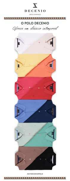 Creative folding to show colorways.