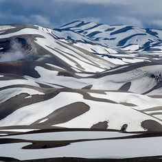 Puyehue-Cordón Caulle Volcanic Complex - Puyehue Volcano National Park in the Andes Mountains of Ranco Province, Chile. Photo by Marc Princivalle, via Flickr
