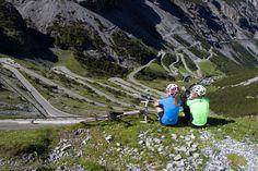 TOUR Transalp: Route information