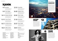 inspiration magazine design - Google-søk