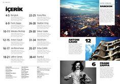 inspiration magazine design - Google-søk