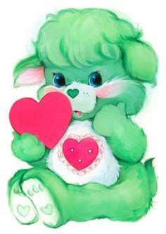 Care Bear cousin Gentle heart lamb