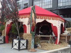 Harvest Tent by Gypsy Faire Tents