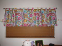 If you can only sew a straight line, you can make these curtains.  Super easy for even a beginner or novice.  If I can do it, anyone can!