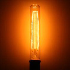 60/30 watt 120/240 volt Single Loop Filament Medium Screw Base Art Deco Ferrowatt (1930) Antique Light Bulbs, Antique Lighting, Flask, Lights, Antiques, Medium, Home Decor, Art Deco, Antique Lamps