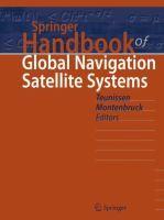 Springer handbook of global navitagion satellite systems / Peter J. G. Teunissen, Oliver Montenbruck, editors #novetatsfiq2017