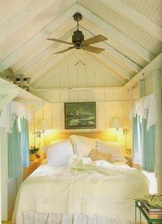 Everything Coastal....: A Collection of Beach Cottage Bedroom Inspirations