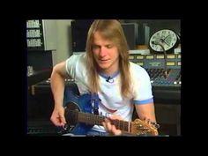 ▶ Steve Morse - Hot Guitarist Video Magazine - part 1 of 2 - YouTube