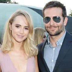 Pin for Later: Bradley Cooper und Suki Waterhouse gehen getrennte Wege