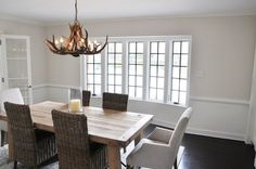 Benjamin Moore Ballet White To Pair With Any True White Trim Home Sweet Someday Door Paint
