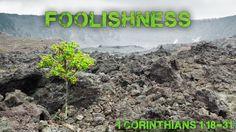 "Calvary Chapel Emmett · 1 Corinthians 1:18-31 ""Foolishness"" w/ Pastor Michael Hughes"