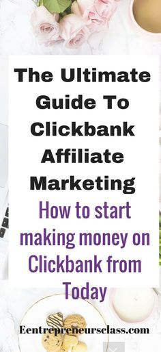 Learn how to make your fist sales on Clickbank in less than 2 weeks.This is a complete guide to put your through every steps you need to make your first sale and continue generate more commissions. Marketing Tools, Business Marketing, Internet Marketing, Online Marketing, Online Business, Mobile Marketing, Marketing Ideas, Business Entrepreneur, Digital Marketing