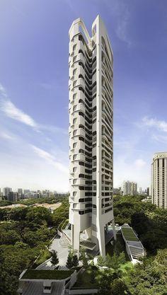 Ardmore Residence, Singapore
