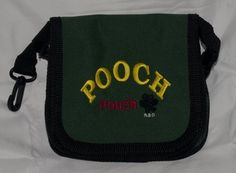 The Original 'Pooch Pouch' Carry Your Pets 'Treasures' Treats, Bags or Personal Items. Perfect for Dog Walkers, Pet Sitters and Dog Shows. >>> Remarkable product available now. : Dog carrier