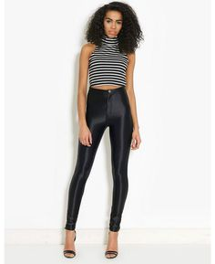 Glamorous Disco Pants | BANK Fashion