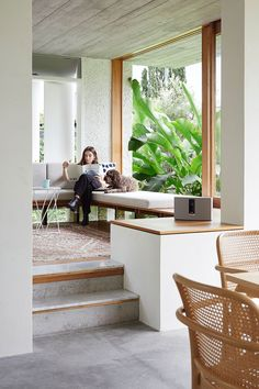 Gibbon Street Residence by Cavill Architects - Habitus House of the Year Gallery Of Gibbon St By Cavill Architects Local Australian Design & Landscaping Brisbane, Qld Image 29 Architecture Design, Landscape Architecture, Landscape Stairs, Landscape Design, Design Architect, Australian Architecture, Building Architecture, Islamic Architecture, Architect House