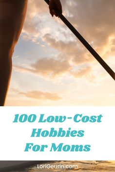 Looking for healthy ways to relieve stress and have fun? Here are 100 low-cost hobbies that are easy to do at home or outdoors. There's something for everyone, even if you're short on time.    #hobbies #funhobbies #hobbiesforwomen #hobbiesformoms #hobbiesformen #lowcosthobbies #freehobbies Hobbies For Women, Hobbies To Try, Ways To Relieve Stress, Self Improvement Tips, Parenting Teens, Communication Skills, Body Image, Wellness Tips, Learn To Read