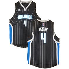 f78901ccedc Elfrid Payton Orlando Magic Black Youth Adidas Swingman Alternate Jersey     Check out this great