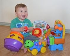 My little boy is now nine months old and already loves his toys. He spends a lot of his play time in his playpen where all of his Fisher Price...