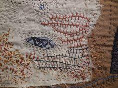 Helen Geglio. STITCH exhibit at Morehead State University 1