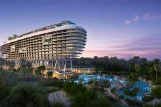 Yanlord Hai Tang Bay Resort   WATG