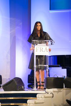 Ciara at the FRA Awards 2015 Awards