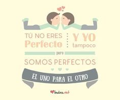 Las 40 frases favoritas de nuestras novias Love Is Sweet, Cute Love, Love You, Love Is Everything, Love Of My Life, Romantic Quotes, Love Quotes, Frases Love, Proverbs Quotes