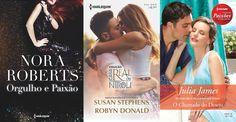 SEMPRE ROMÂNTICA!!: Lançamentos Harlequin Books Brasil - Outubro