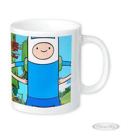 Adventure Time Tasse Finn & Jake  Erhältlich auf www.closeup.de