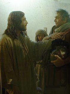 """""""Go home. Your faith has cured your servant."""""""
