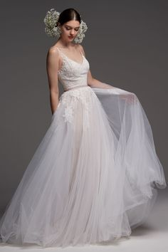 Watters Bridal Wedding Dress Collection Fall 2018