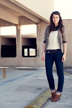 Kendi Everyday (thanks Anna), probably my favorite fashion blog I've seen.