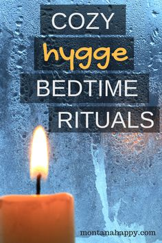 cozy living Cozy Hygge Bedtime Rituals will help you wind down and include simple ideas to your evening routine to de-stress from the day's events. We could all use a bit more self-care, d Evening Routine, Night Routine, Bedtime Routine, Morning Routines, Slow Living, Cozy Living, Simple Living, Konmari, Stress
