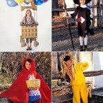 Disfraces caseros para niños y niñas