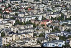 Ștefan Tuchilă – Ultimul Etaj via oitzarisme. Paris Skyline, Street Art, Urban, Mansions, House Styles, Photography, Travel, Photograph, Viajes