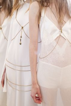 Calvin Klein Collection Spring 2016 Ready-to-Wear Fashion Show Beauty