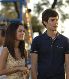 Summer Roberts (Rachel Bilson) and Seth Cohen (Adam Brody), The O.C.