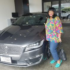 Congrats & Many thanks to Ms. Sandra Lott on the purchase of her New 2017 Lincoln MKZ! #MemorialDayWeekend2017 #YoureGonnaLoveIt #KoonsFord #LincolnOfAnnapolis #Annapolis #TeamKoons sold by @wilsondgreat