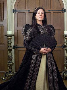 Maria Doyle Kennedy. Catherine of Aragon from The Tudors.
