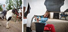 milking the cow, the next best thing to the real thing. Milk The Cow, Family Activities, Image